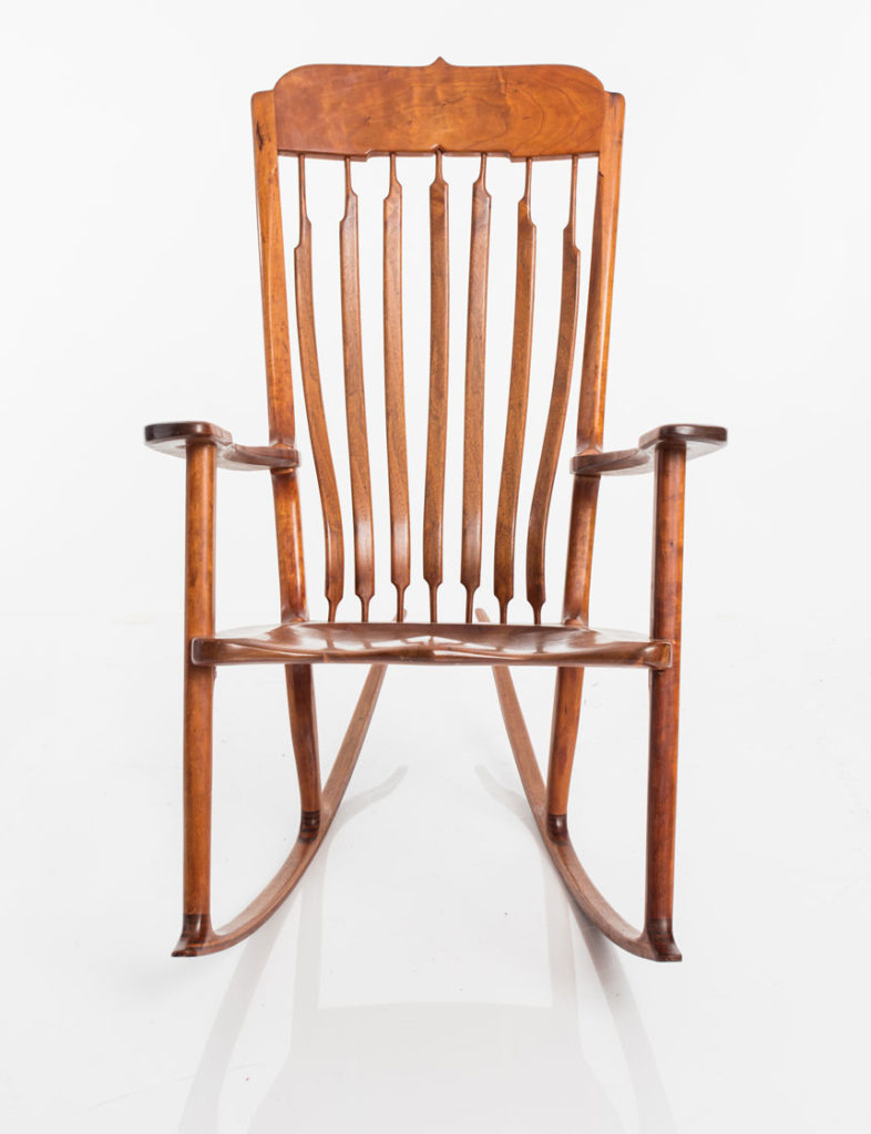 rackingchair-front-view