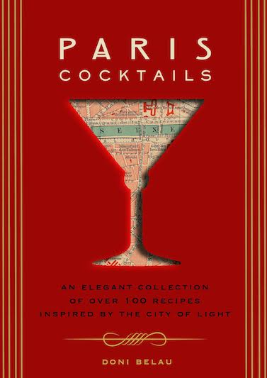 Paris Cocktail Book